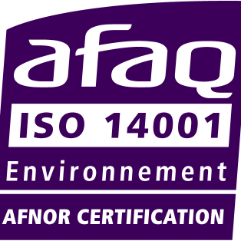 Certification Afaq ISO 14001